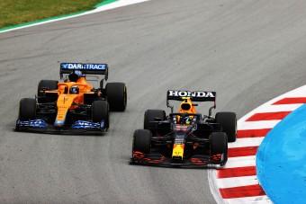 F1: Sínen van új csapatánál Ricciardo?