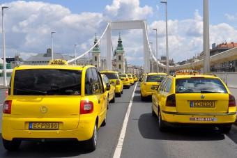 Nagy taxis újítás jön Budapesten