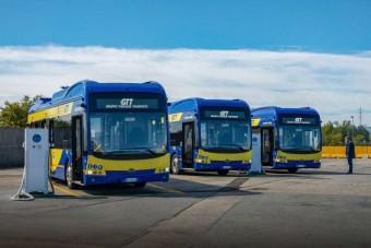 Ilyen buszokat gyártunk Torinónak