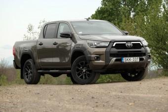 Erősebb, szebb és okosabb lett a világ kedvenc pickupja - Toyota Hilux 2.8
