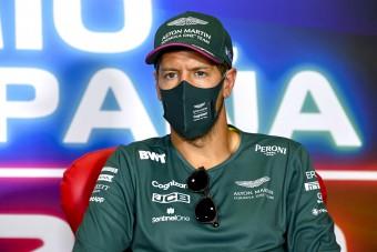 F1: A fejlesztés ellenére visszaestek Vettelék
