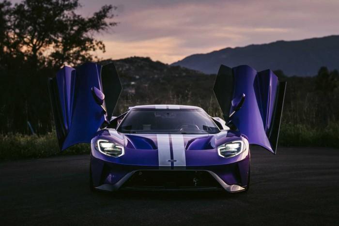 El precio de este Ford GT se acerca al millón de dólares 6