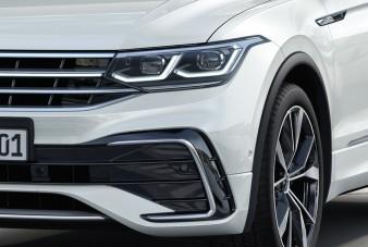 Megújult a VW Tiguan Allspace