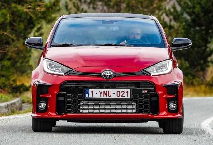 Toyota, ami letépi a fejed – Yaris GR-Four 7