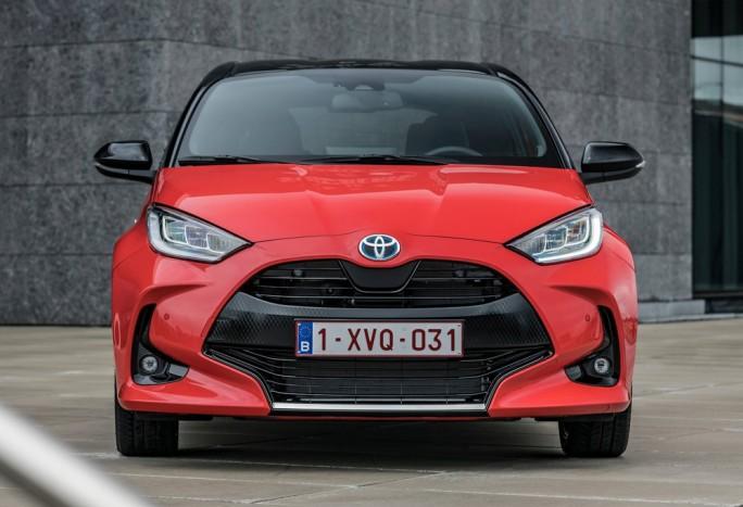 Toyota, ami letépi a fejed – Yaris GR-Four 6
