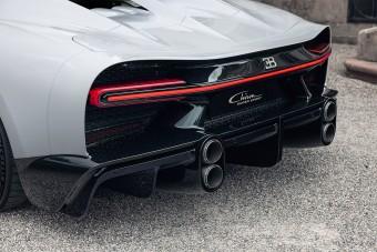 440-nel mehet közúton az új Bugatti
