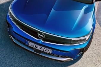 Kívül-belül megújult az Opel kompakt szabadidőjárműve