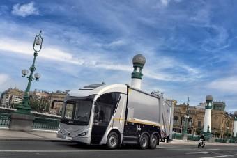 E-teherautót kezd el gyártani az ismert buszgyártó
