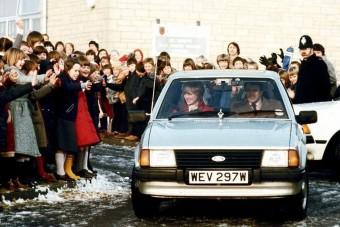 20 év után került elő ez a híres Escort, első tulaját egy világ imádta
