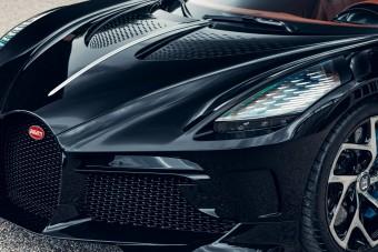 4 milliárdba kerül a Bugatti új csodajárműve
