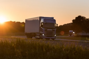 Nagyobb fülkéket kapnak a Scania teherautói