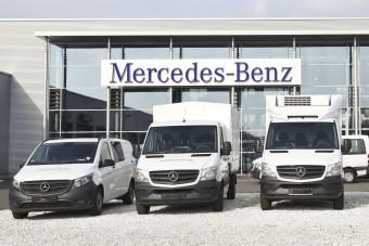 Eladja márkakereskedéseit a Mercedes