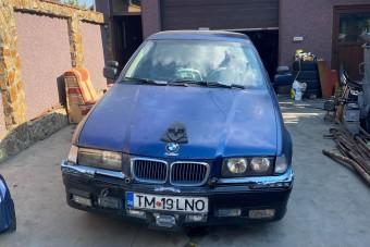 Ez az öreg BMW E36 mutatja, milyen csúf véget érhetnek klasszikus típusok