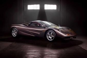 4,5 milliárd forintot is érhet ez a McLaren