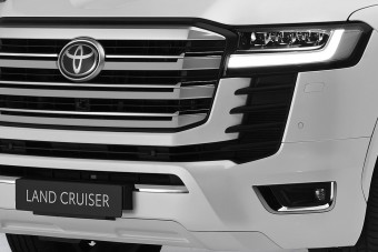 Bemutatkozott a vadonatúj Toyota Land Cruiser