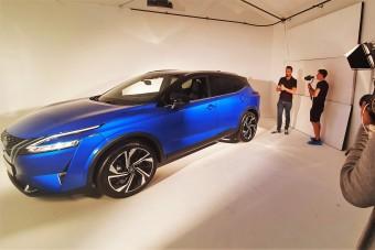 Magyarországon az új Nissan Qashqai, videóban mutatjuk meg
