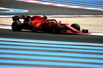 F1: Katasztrófa után mentett a Ferrari