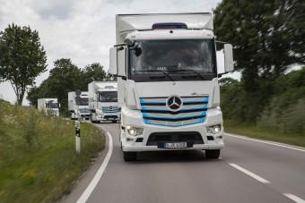 Új éra kezdődik a Mercedes-Benz Actros történetében