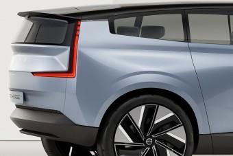Filmen a legújabb Volvo szabadidőjármű