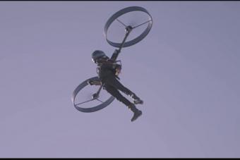 Ha valaki emberi helikopterként akar repkedni, lassan itt a lehetőség