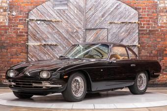 Ma is az egyik legkívánatosabb az első Lamborghini