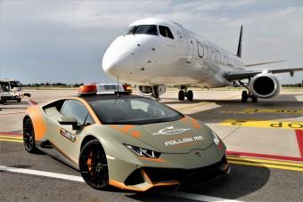 Lassú tempóra kárhoztatták ezt a Lamborghinit