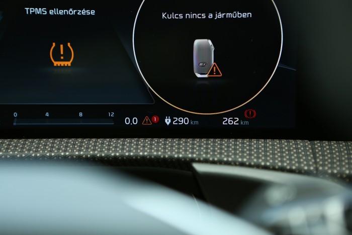 Nos sentamos en el Kiia 8 eléctrico de 585 caballos de fuerza