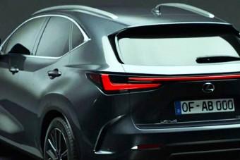 Premier előtt az első plug-in hibrid Lexus