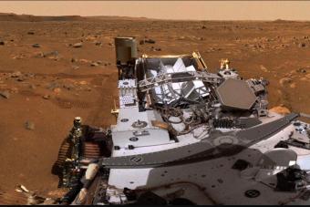 Új panorámaképen csodálhatjuk a marsi kilátást