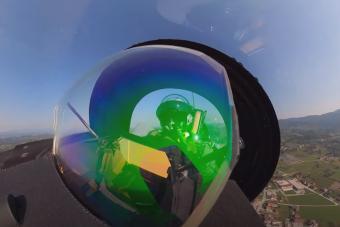 Ilyen egy magyar vadászpilóta munkanapja a levegőben