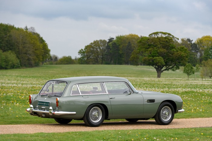 This bunch of Aston Martin costs 1.6 billion and is still cheap 3
