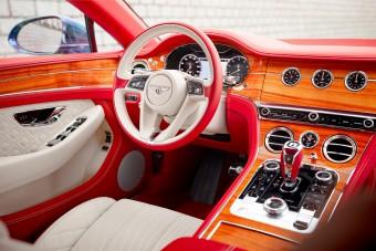 Meglepő jármű kapta a Bentley belterét