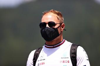 F1: Világbajnok csapattársat kap Bottas