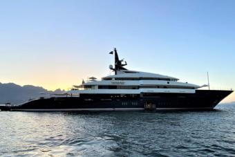 45,5 milliárdért keres új gazdát Spielberg óriási luxusjachtja