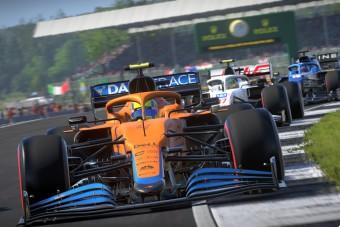 Megmutatták, hogy fog kinézni az idei F1-es videojáték