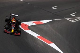 F1: Erősen indított a Red Bull Bakuban