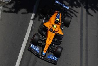 F1: Büntetés az időmérő után, változott a rajtsorrend