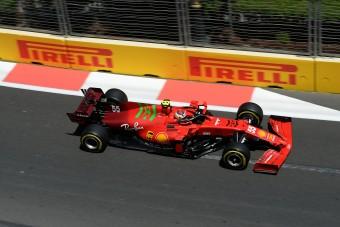 F1: Frusztrálják a zavaros időmérők a Ferrari-pilótát