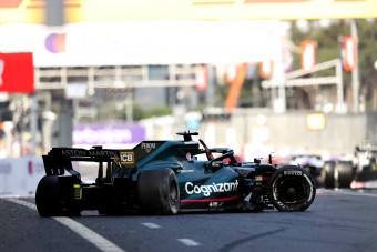F1: Kivizsgálták a bakui defekteket, szigorú szabályok jönnek