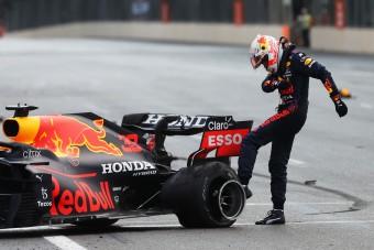 Pirelli: Hamilton is majdnem úgy járt, mint Verstappen