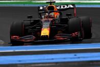 F1: Verstappené a francia pole, Schumacher autót tört 1