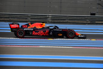 F1: Verstappené a francia pole, Schumacher autót tört