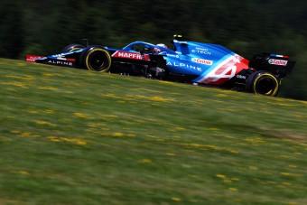 F1: Elfogadhatatlan eredmény Alonsóék csapatában