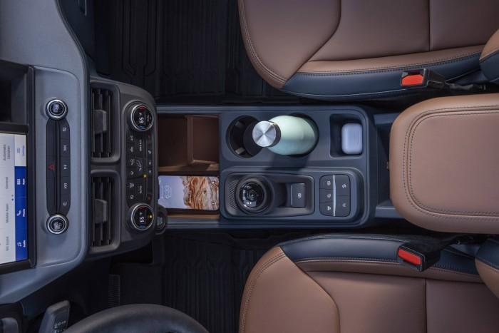 Ford 3 ha presentado una camioneta híbrida