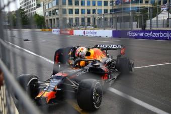 F1: Verstappen válaszokat vár a bukás miatt