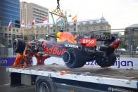 F1: Kivizsgálták a bakui defekteket, szigorú szabályok jönnek 1