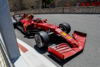 F1: Tesztversenyt fut a Ferrari 2