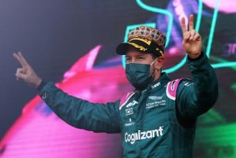 F1: Vetteltől a dobogó sem elég, máris piszkálják