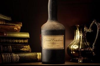 Még mindig iható a Napóleonnak készített bor