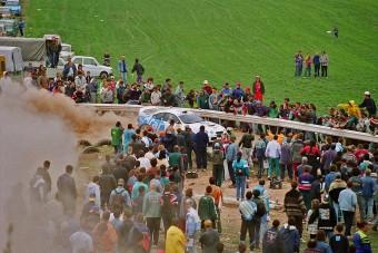 Titkos éjszakai versenyből született a Salgó Rally